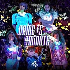 이번 달은 이것 : 포미닛 – Name Is 4minute (2013)