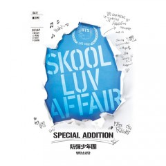 방탄소년단 – Skool Luv Affair Special Addition (2014)