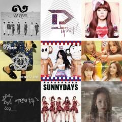 1st Listen : 2014.07.21~07.31