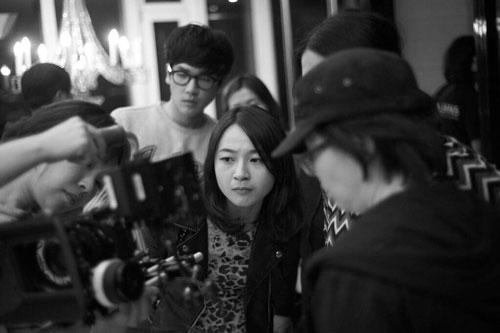 〈거짓말〉 현장스틸, ⓒ 방인리 필름 2014, 사진 박정근