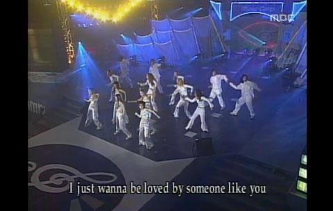 티티마 - Wanna Be Loved ⓒ MBC클릭하면 유튜브 검색결과로 연결된다.