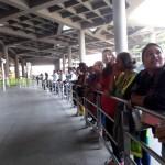 세계 케이팝 지도의 한 자리 : 뭄바이 공항 사건