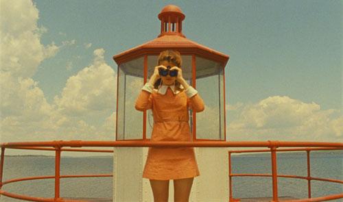 〈문라이즈 킹덤〉의 히로인 수지 ⓒ Focus Features
