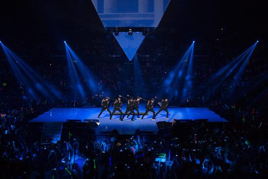 신화, KCON LA 2015