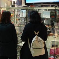 프렌치 언더그라운드? : 파리 케이팝 상점