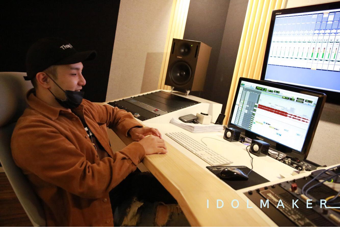 〈아이돌메이커〉 작곡가 겸 프로듀서 범주