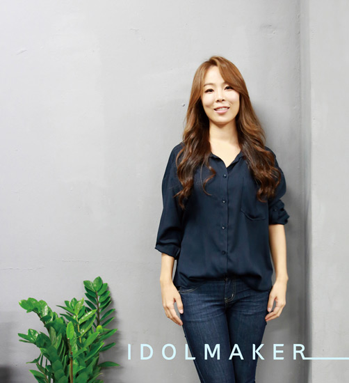 〈아이돌메이커〉 보컬트레이너 김성은