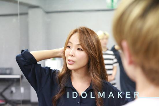 〈아이돌메이커〉 보컬 트레이너 김성은