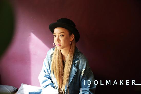 〈아이돌메이커〉 댄스 트레이너 겸 안무가 이솔미