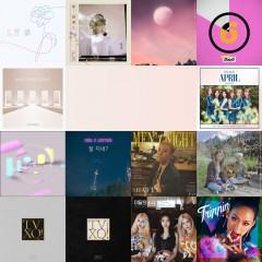 1st Listen : 2017년 9월 하반기